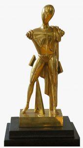 Giorgio de Chirico Sculpture, Il Trovatore, c. 1968