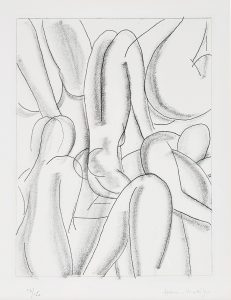 Henri Matisse Etching, Circé, from Ulysses, 1935