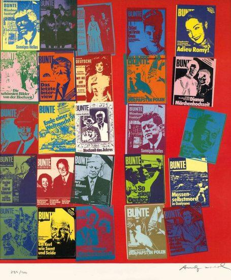 Magazine and History 1983