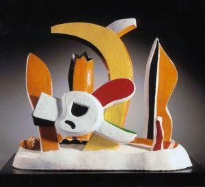 Fernand Léger Sculpture, Le jardin d'enfants (The Children's Garden, or Kindergarten)