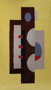 Fernand Léger Tapestry, Jaune II, c. 1927