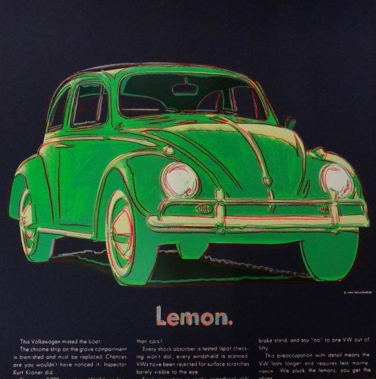 Ads: Volkswagen 1985