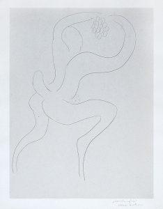 Henri Matisse Etching, L'Après-midi d'un faune, 1932