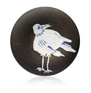 Pablo Picasso Ceramic, Oiseau No. 93 (Bird No. 93), 1963