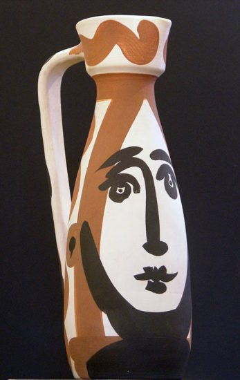 Pablo Picasso Artwork, Visage (Face), 1955 A.R. 288