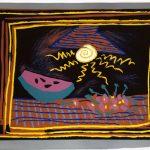 Pablo Picasso Linocut, Nature morte à la pastèque (Still Life with Watermelons), 1962