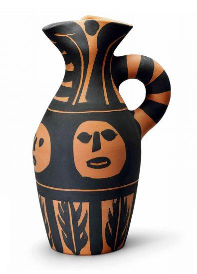 Pablo Picasso Artwork, Yan bandeau noir (Yan black headband), 1963 A.R. 514