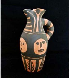 Pablo Picasso Artwork, Yan Petites Tetes (Little Headed Yan), 1963 A.R. 515