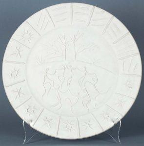Pablo Picasso Ceramic, Joie de Vivre (Joy of Living), 1956