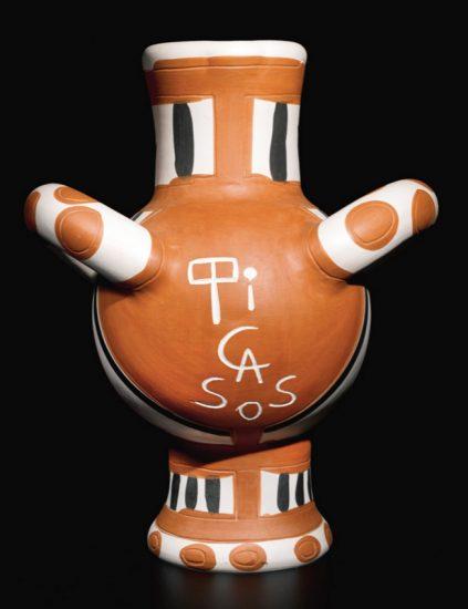 Pablo Picasso Ceramic, Gros oiseau Picasso (Large Bird, Picasso), 1953