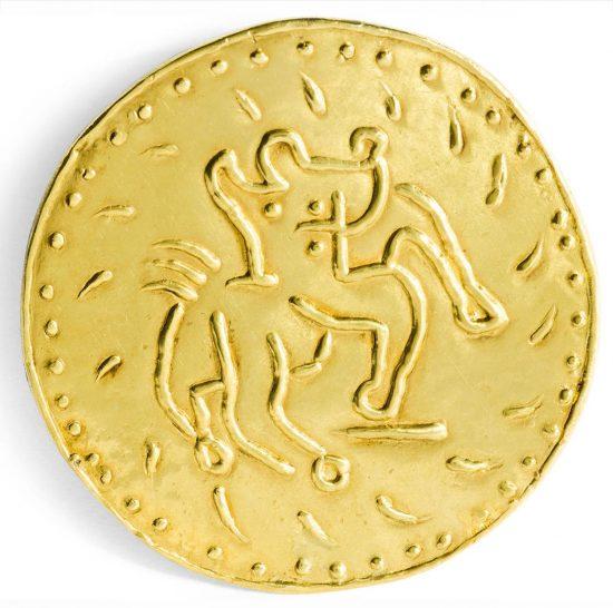 Pablo Picasso Gold, Centaure (Centaur), 1956