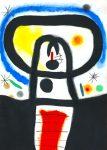 Joan Miró Etching, Equinoxe, 1967