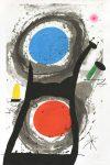 Joan Miró Etching, L'Adorateur du Soleil (Sun Worshipper), 1969