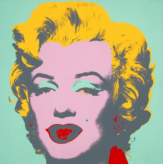Andy Warhol Screen Print, Marilyn Monroe (Marilyn), 1967