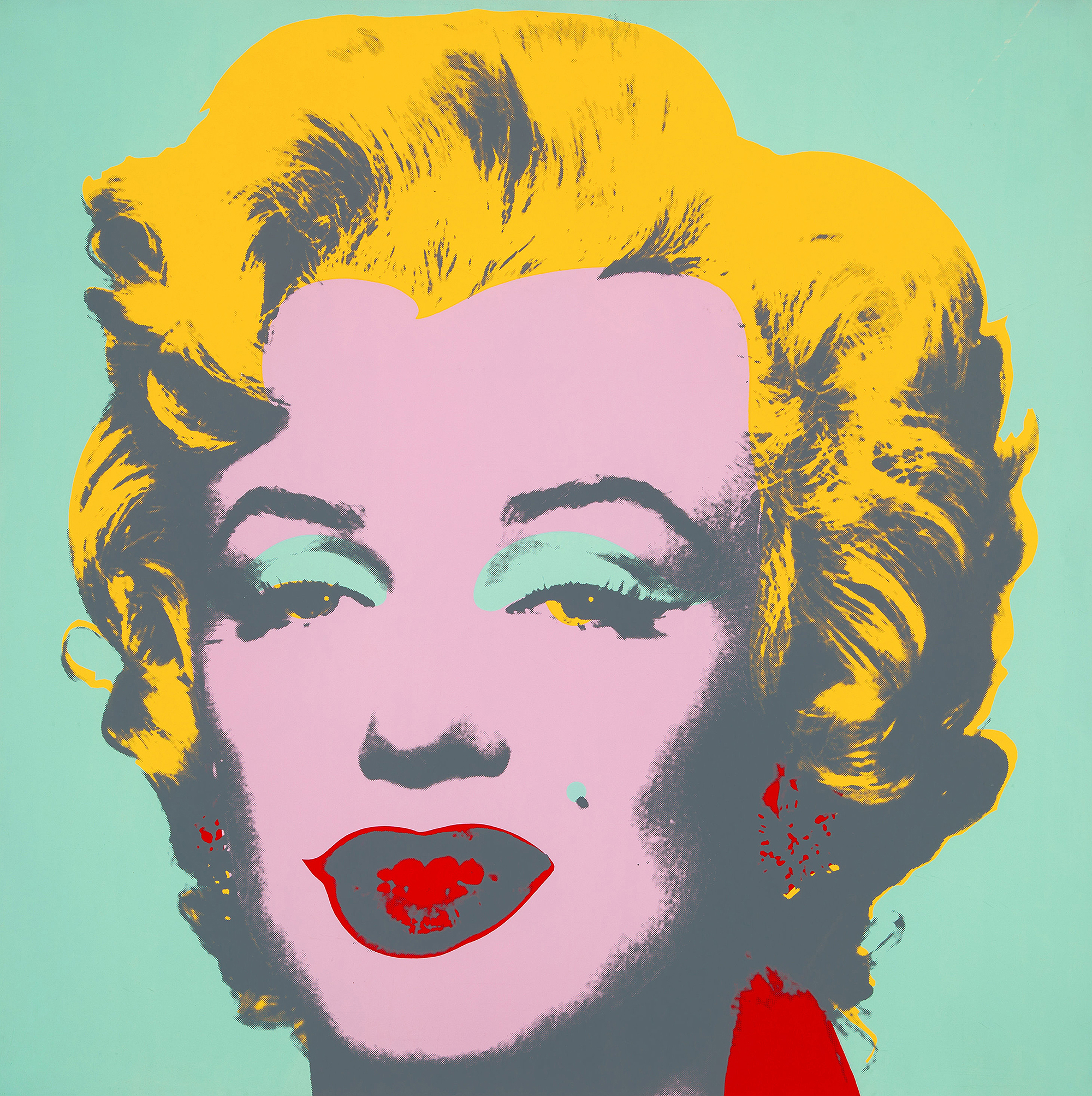 Andy Warhol, Marilyn Monroe (Marilyn), 1967, Screen Print (S)