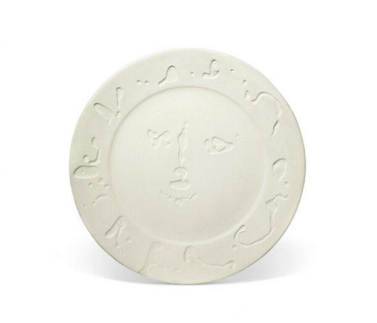Pablo Picasso Ceramic, Masked Face, 1956 A.R. 347