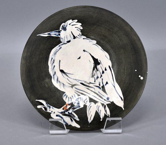 Pablo Picasso Ceramic, Oiseau No. 76 (Bird No. 76), 1963 A.R. 481