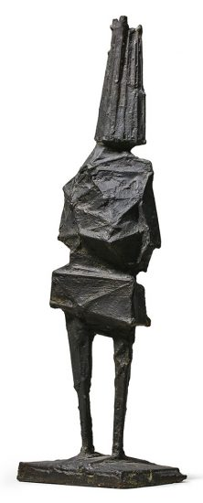 Lynn Chadwick Bronze, Paper Hat, 1968
