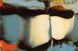 Leonardo Nierman Oil, Untitled