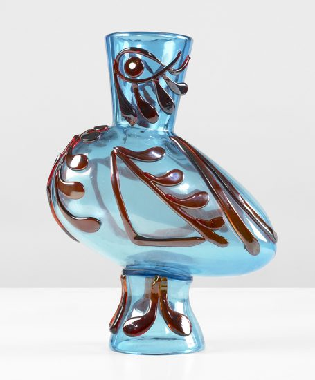 Pablo Picasso Glass, Untitled, 1954
