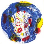 Sam Francis Lithograph, Untitled, 1993