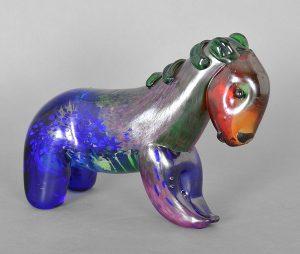 Marc Chagall Glass, Untitled, c.1955-1963