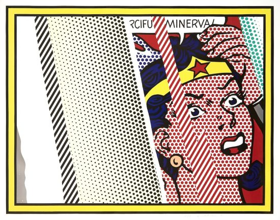 Ten Dollar Bill Roy Lichtenstein