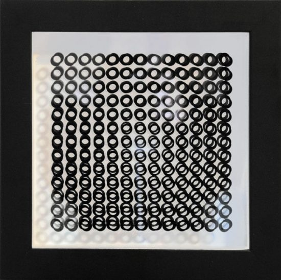 Victor Vasarely Sculpture, Untitled