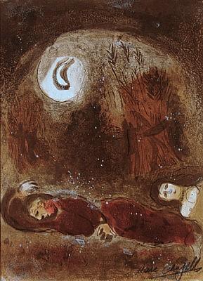 Chagall_60Bible_Ruth_Boaz_f