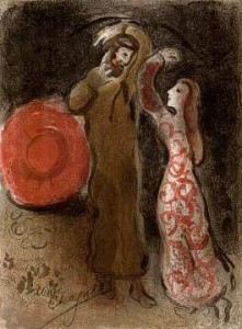 The-Meeting-of-Ruth-and-Boaz-by-Marc-Chagall-221x300