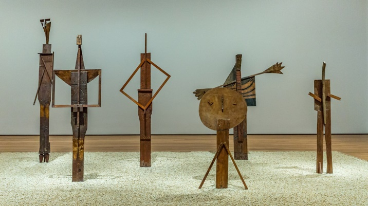 sculptures picasso.