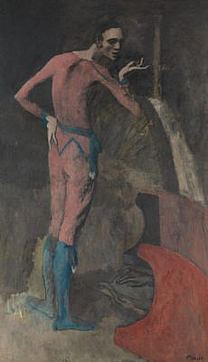 Pablo Picasso Rose Period PaintingThe Artist Subject of Lawsuit