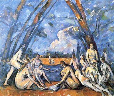 Cezanne The Bathers article on Henri Matisse by Masterworks Fine Art Gallery