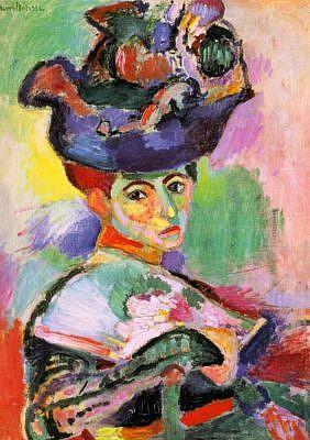 Henri Matisse Femme au chapeau (Woman with a Hat), 1905 article by Masterworks Fine Art Gallery