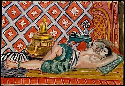 Matisse's paintings