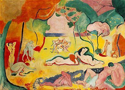 Henri Matisse Joy of Life (Bonheur de Vivre), 1905 article by Masterworks Fine Art Gallery
