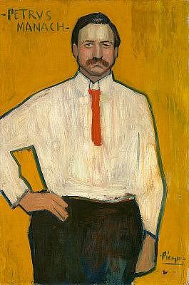 Picasso Blue Period Piece 'La Grommeuse, 1901' Reveals Hidden Wonder