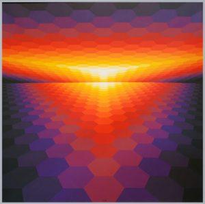 Yvaral, Horizon Structure Jov, 1976